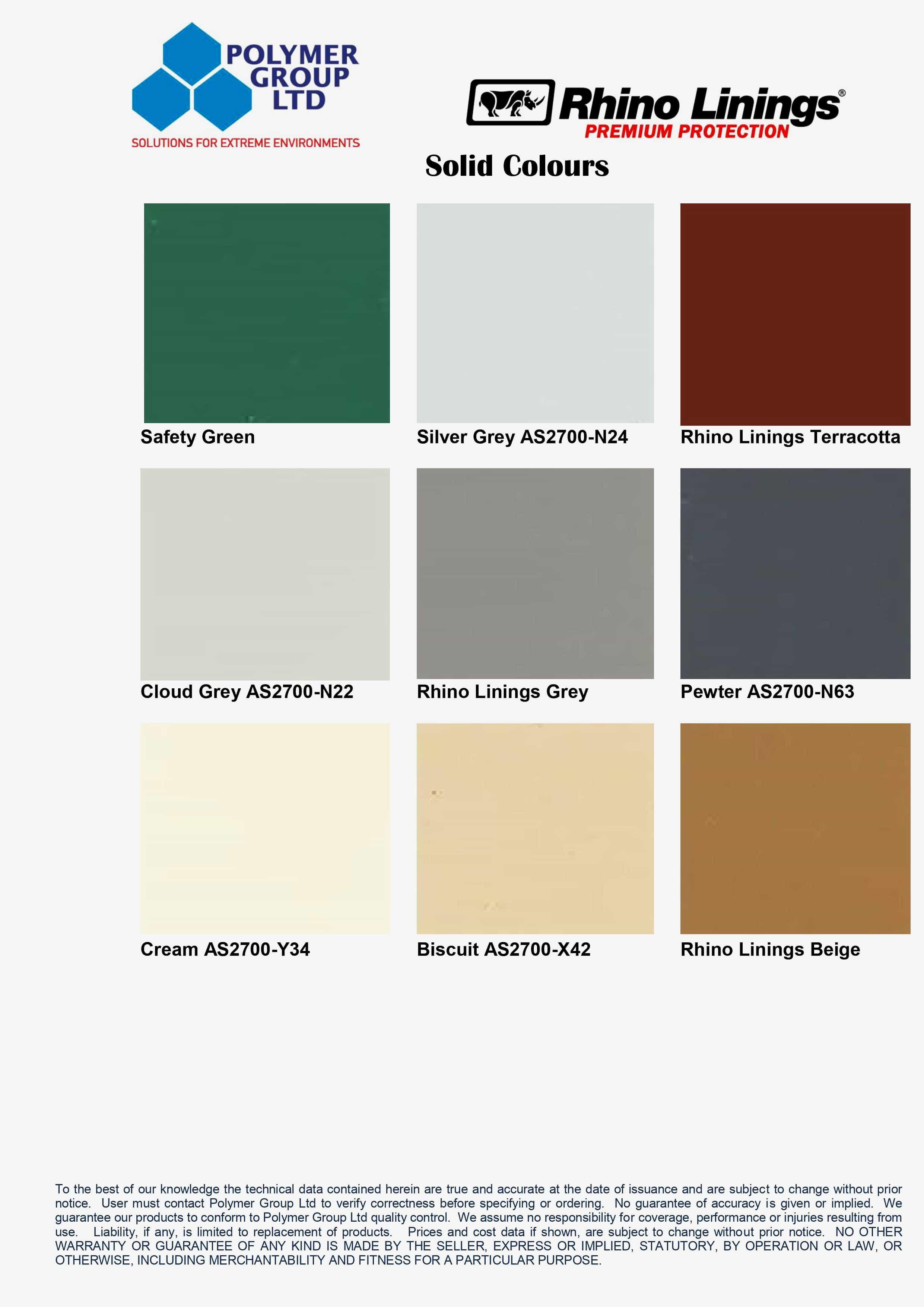 Rhino ArmaFloor Colour Chart02