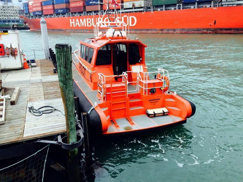Akarana Ports of Auckland