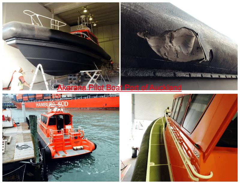 Akarana Pilot Boat Ports of Auckland