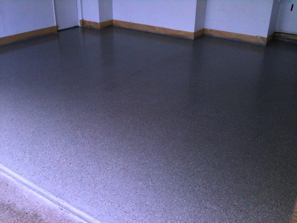 Bed Liner Spray Paint >> Rhino Linings - Garage Floor Paint | Concrete Sealer ...