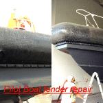 Pilot Boat Fender Repair