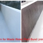 RhinoChem for Waste Water Plant Bund Linings 02