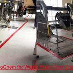 RhinoChem For Waste Plant Floor Coating after
