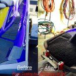 Rhino Coating for Life Saving Jet Ski