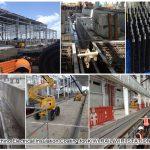 Rhino electrical insulation for Kiwi-Rail-Wiri-Station