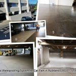 Rhino Waterproofing System for Car Park in Auckland CBD 01 201907