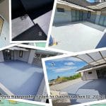 Rhino Waterproofing System for Over House Deck 03 - 201910