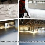 Rhino Waterproofing System for Car Park in Auckland CBD 03 201907