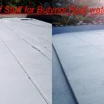 Rhino Tuff Stuff for Butynol roof waterproofing
