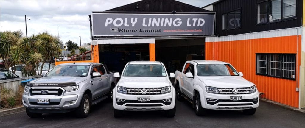Poly Lining Ltd Shop Front