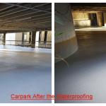 Rhino Carpark Waterproofing Floor Finish