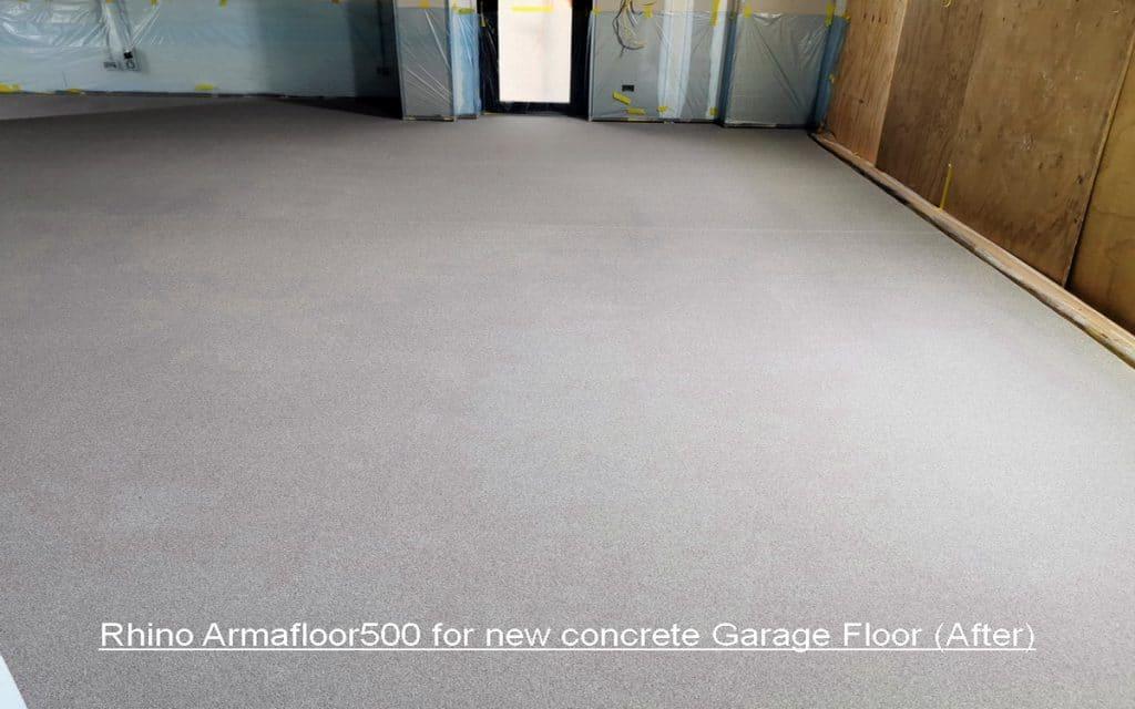 ArmaFloor Garage Floor Coating