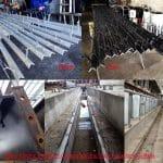 Rhino Electric Insulation Coating Electric Train Track for Kiwi Rails