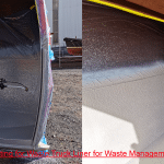 Rhino Protective Coating for Waste Truck Liner for Waste Management Auckland 02